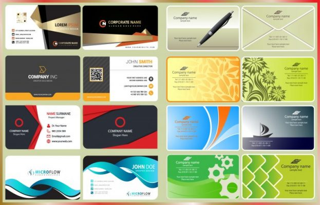 in name card giá rẻ tại Hà Nội
