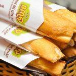 Mẫu in túi đựng bánh mì, bao bì đựng bánh mì đẹp nhất