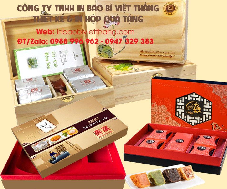 Địa chỉ in hộp giấy giá rẻ uy tín tại Hà Nội