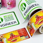 In decal giấy, decal nhựa, decal trong