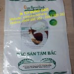 In Túi đựng gạo